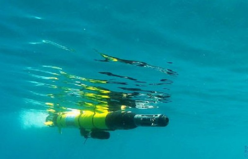 Cartagena underwater drone specialists collaborate with NASA in Pacific Ocean research