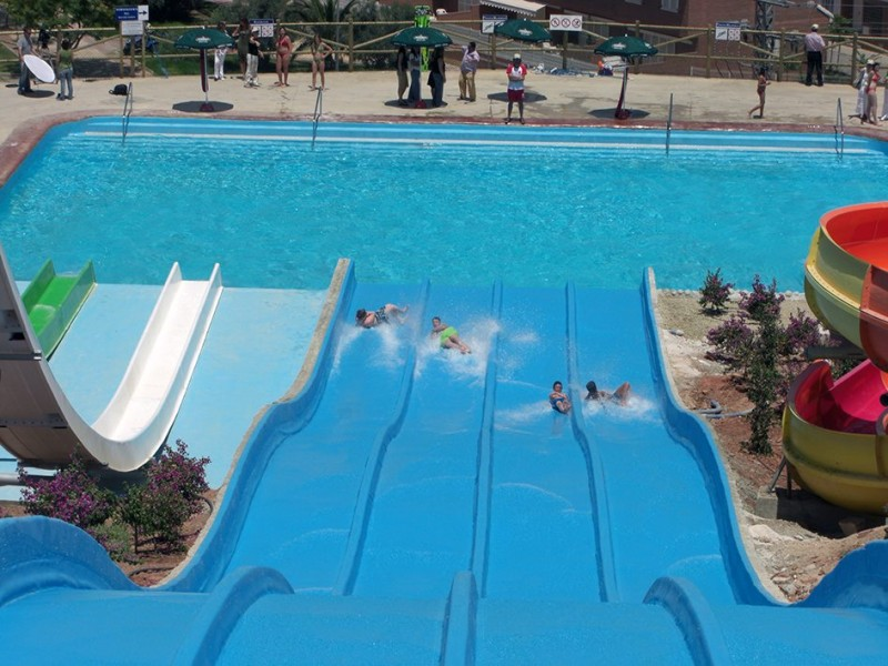 Terra Natura water park in Murcia open: pay for one day, go back again free