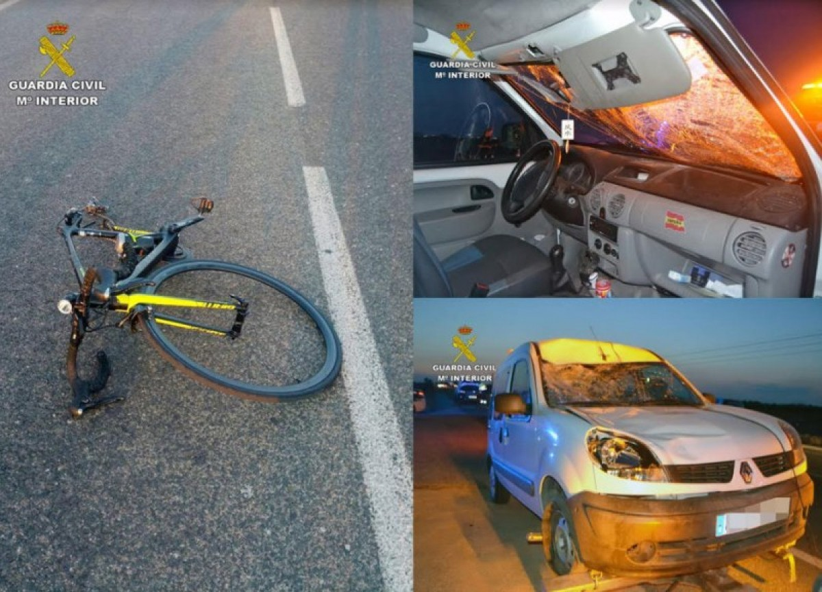 Cartagena drunk driver arrested after hit and run incident in Molinos Marfagones