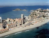 Plans presented for first phase of new La Manga seafront walk