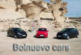 Bolnuevo Cars, great  car hire deals throughout the Mazarron and Camposol area.