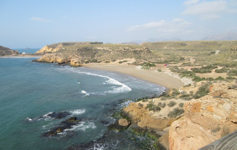 29th July explore the Cuatro Calas coastline of Águilas with this FREE 4km coastal walk