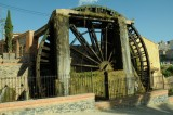 The water wheels of Abarán are now Items of Cultural Interest