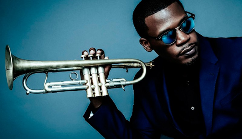Friday 13th July Keyon Harrold Quintet and Zalon : San Javier Jazz Festival