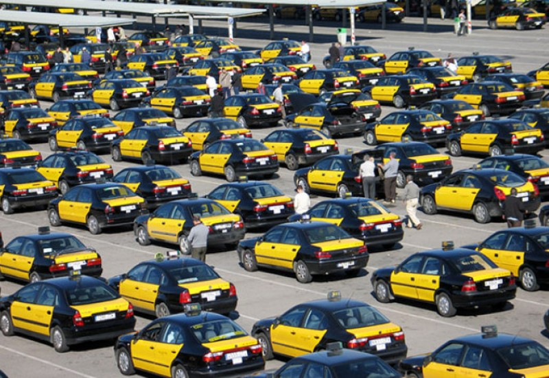 ! Murcia Today - Barcelona Taxi Drivers Barred From ...
