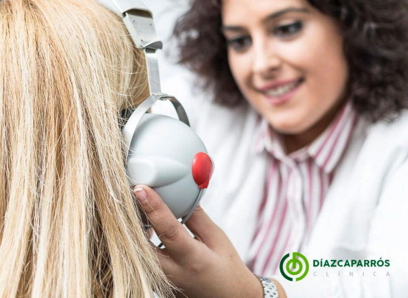 Specialists in hearing solutions Clinica Diaz Caparrós Cartagena.