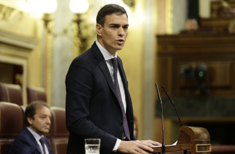 Pedro Sánchez and the PSOE complete a lightning government takeover