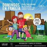 Every Sunday: Family activities in Lorca Castle