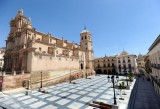 Daily tours of the Church of San Patricio in Lorca during June in English and Spanish