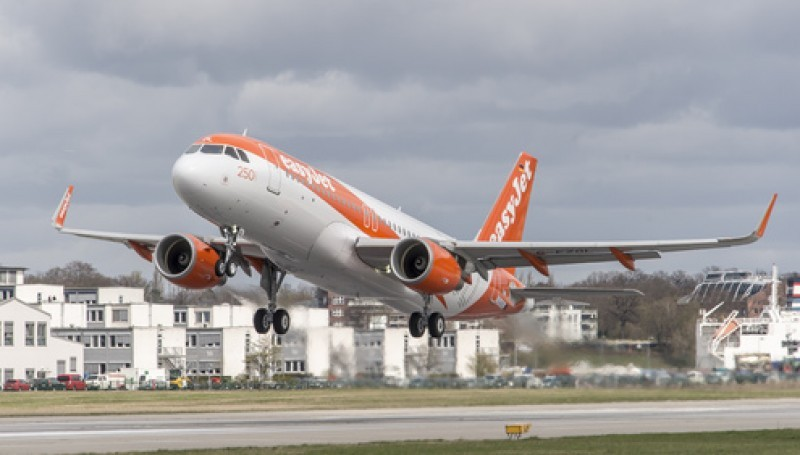 Easyjet confirms flights at Corvera airport next January