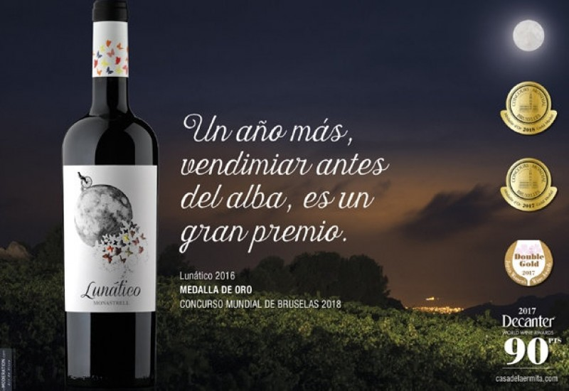 "Jumilla wineries awarded gold medals by the ""United Nations of Fine Wines"""