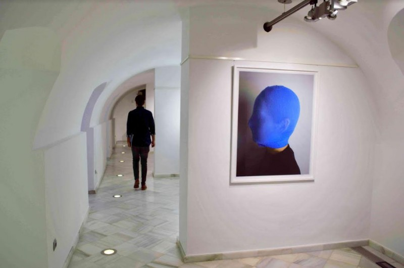 Until 21st July, artist José Miguel Marín Guevara exhibits his work in Mazarrón