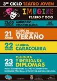 21st to 23rd June Youth theatre festival in Águilas
