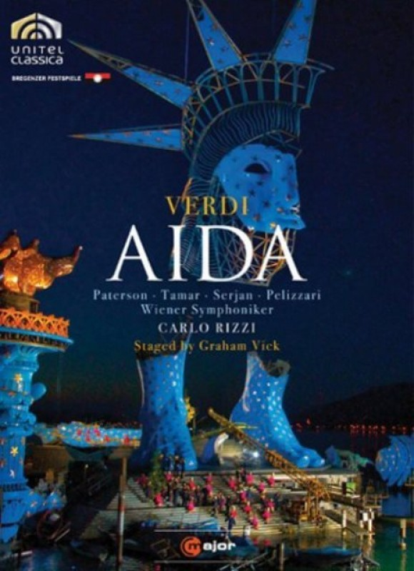 22nd August: Free projection of the opera Aida in Águilas
