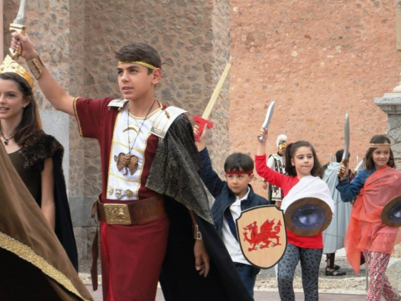 Every Saturday in September: Family activity in the Roman Theatre Museum in Cartagena