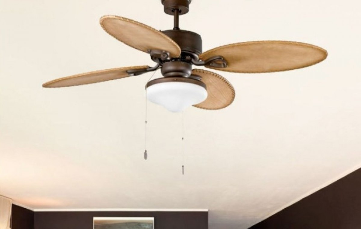 23rd June, free workshops how to install ceiling fans at Leroy Merlin in Cartagena and Murcia: