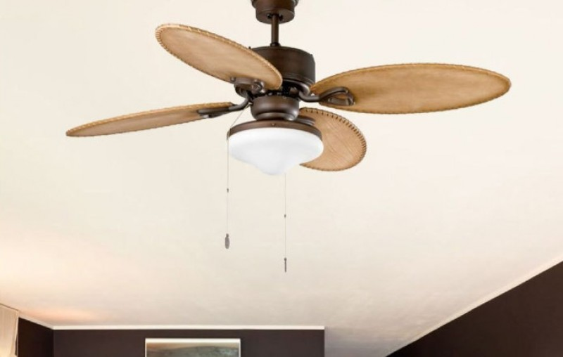 23rd June, free workshops how to install ceiling fans at Leroy Merlin in Cartagena and Murcia