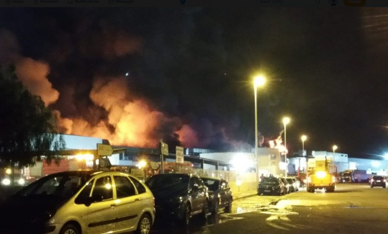 <span style='color:#780948'>ARCHIVED</span> - Mercadona bread factory reduced to toast