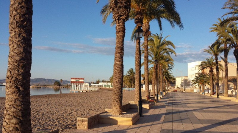 Warm again on Thursday as Murcia tops the Spanish temperature charts on Wednesday