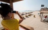 Extended lifeguard coverage at the beaches of Cartagena this year