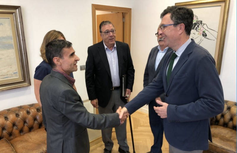 Murcia food bank distributed 2 million kilos to those in need last year