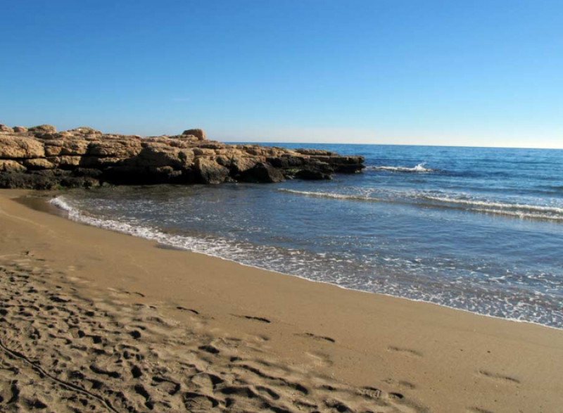Vandalism reported at Águilas nudist beach
