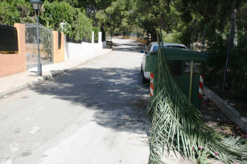 Totana Town Hall offers FREE garden cuttings and furniture collection service for residents