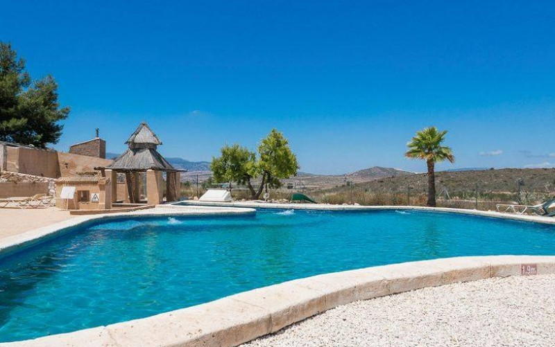 Accommodation in Jumilla: The Olive Tree Country Guest House