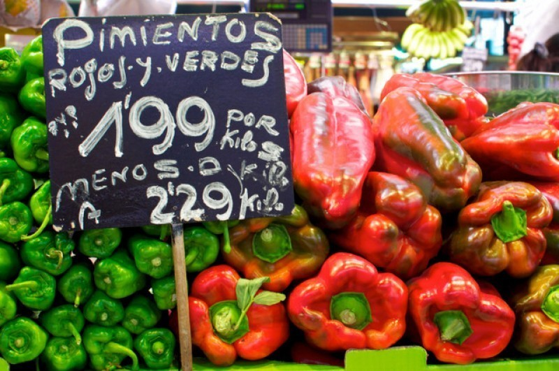 Inflation rate in Spain up to 2.3 per cent