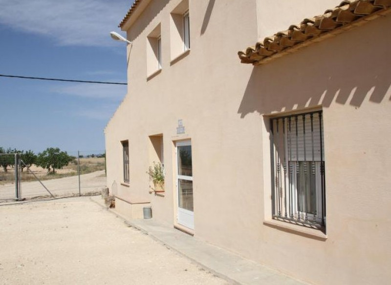 Accommodation in Jumilla: Casa Jerónimo