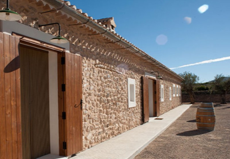 Accommodation in Jumilla: Casa del Labrador