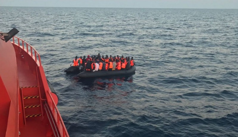 7,000 migrants crossed the Mediterranean to Andalucía in June