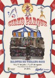 10th and 21st August Águilas Circus entertainment in the park