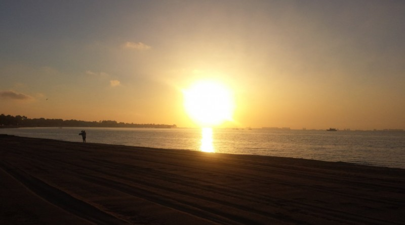 Warm sunshine all weekend in Murcia: head for the beach to cool down!