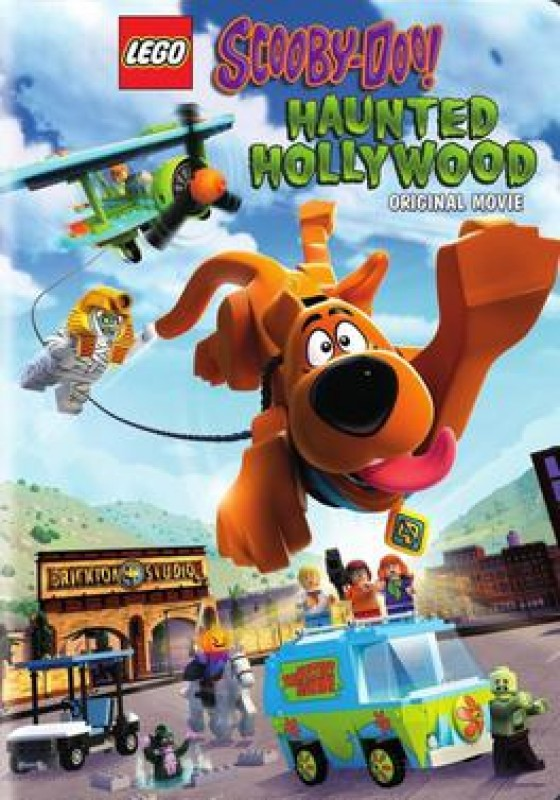 <span style='color:#780948'>ARCHIVED</span> - 11th August Free cinema on the beach of Los Urrutias: Lego Scooby Doo; Haunted Hollywood