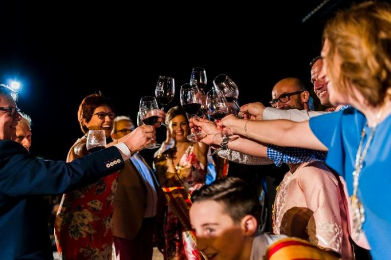 9th August, an exaltation of wine in Jumilla