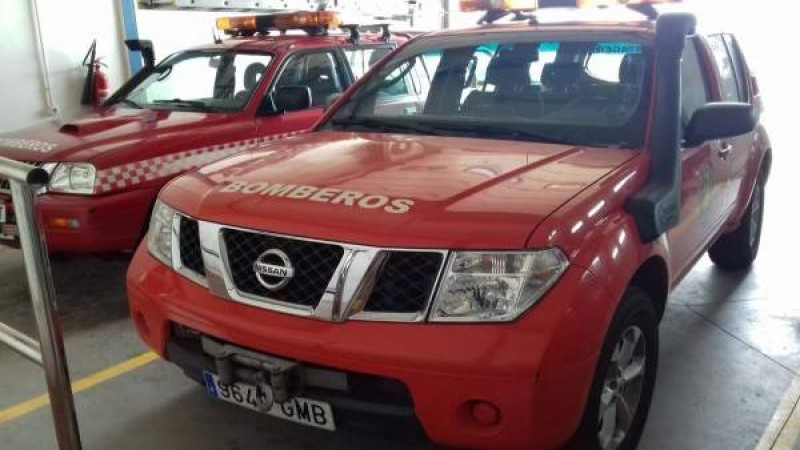 Man arrested after stealing Cartagena fire brigade car to drive to Totana