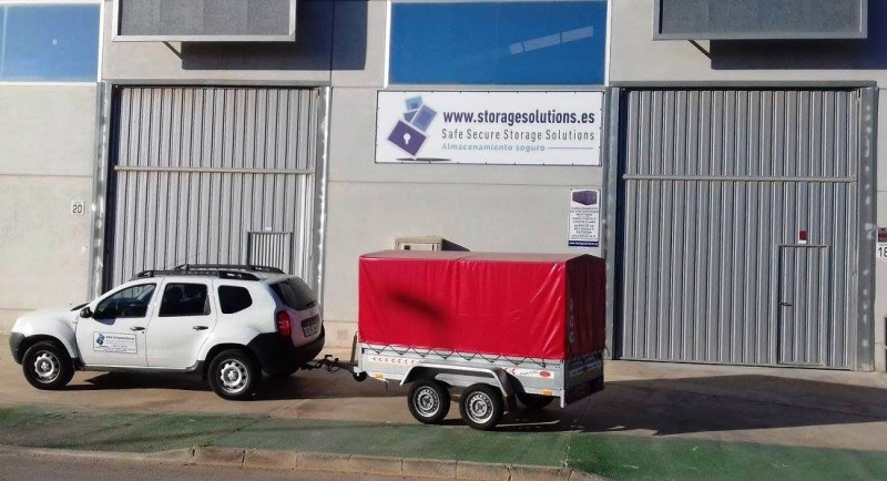 Storage Solutions, short and long term storage, transport, removals, house clearance in Los Alcázares and Balsicas Covering Costa Blanca and all Murcia region.