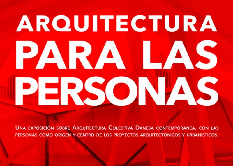 <span style='color:#780948'>ARCHIVED</span> - Until 28th July, Architecture for People exhibition at the UPCT in Cartagena