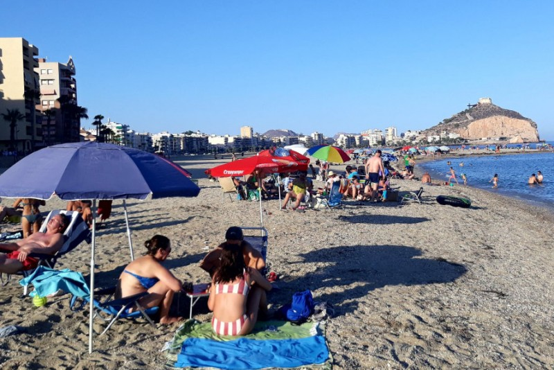 <span style='color:#780948'>ARCHIVED</span> - Over half of foreign visitors to Murcia in June came from the UK