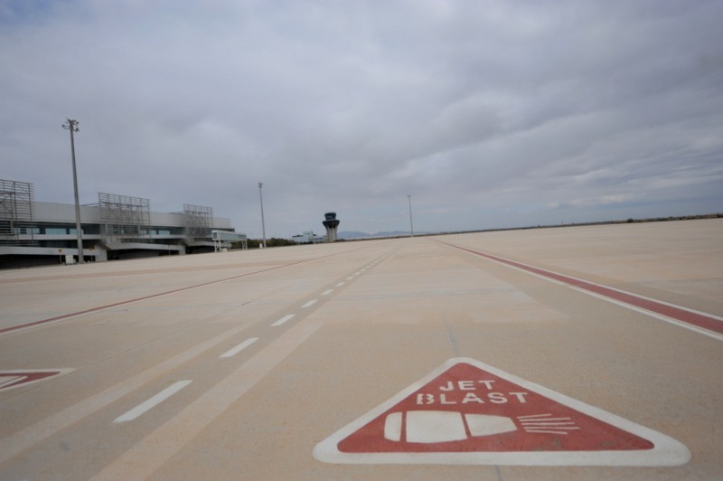 Spanish government authorizes closure of San Javier airport on 14th January