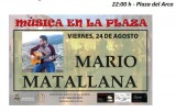 24th August FREE open-air concert in Caravaca de la Cruz