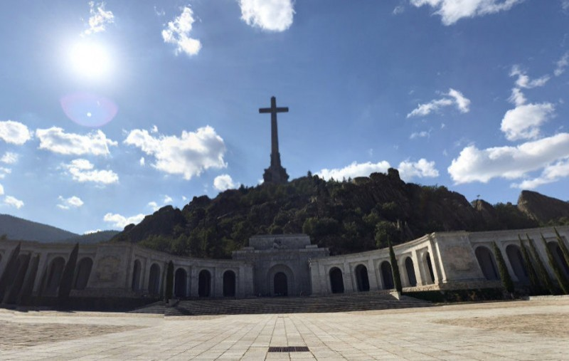 Tourism boom at the Valle de los Caídos as the exhumation of General Franco looms