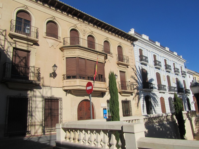 "The ""Jerónimo Molina"" Ethnography and Natural Science museum in Jumilla"