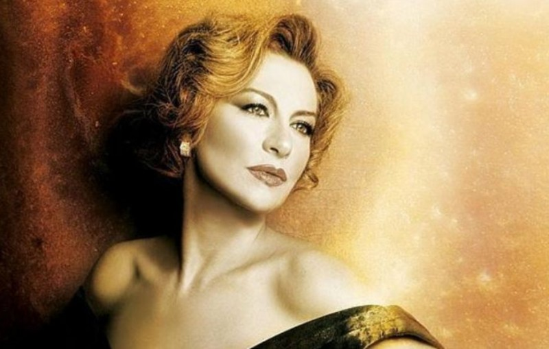 14th September, the OSRM and soprano Pilar Jurado; music from the movies at Murcia auditorium