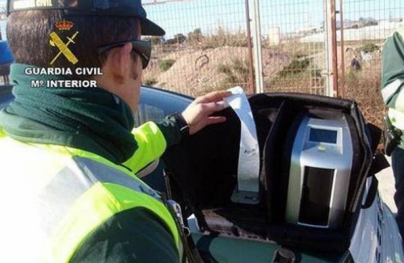 <span style='color:#780948'>ARCHIVED</span> - Nine cases of drunk driving for HGV and bus drivers in Murcia so far this year