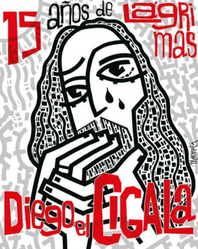 16th November, Diego El Cigala live in concert at the Auditorio Víctor Villegas in Murcia; CANCELLED
