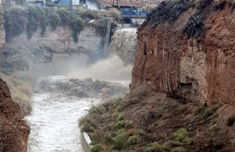 Widespread storm damage in Alhama and Librilla as hailstones batter Murcia