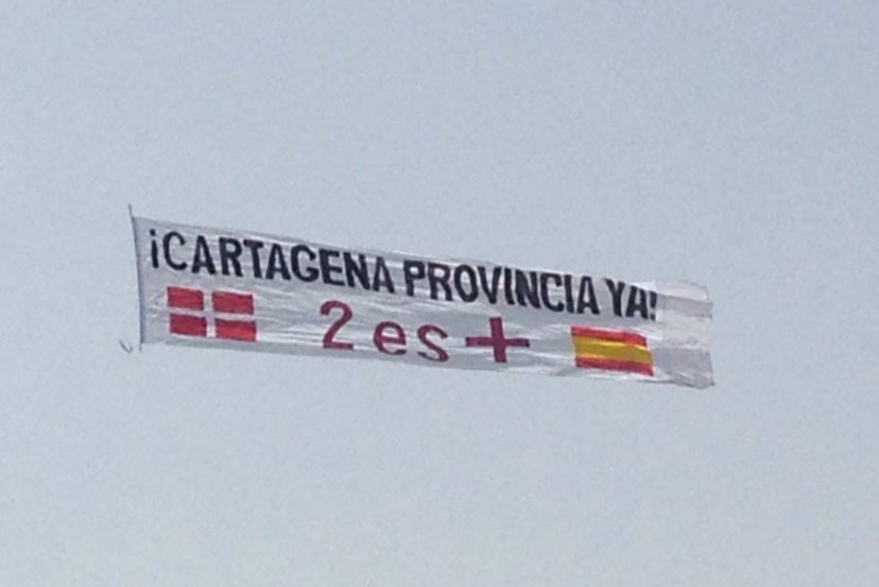 <span style='color:#780948'>ARCHIVED</span> - Cartagena separatists broadcast their message over the beaches!