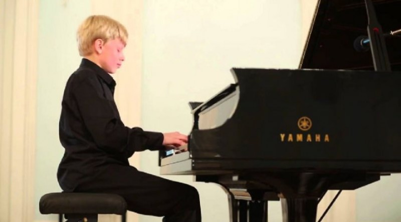 10th January, pianist Alexander Malofeev and the OSRM at the Murcia auditorium